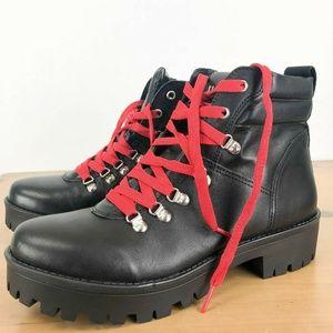 Steve Madden Buzzer Hiker Boot 9.5M